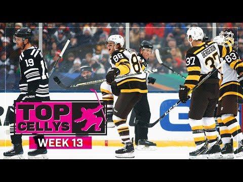 Top 10 Cellys of the Week