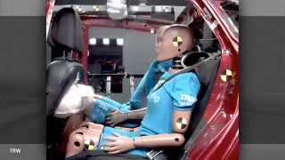 CNET On Cars - Smarter driver: Rear seat airbags are on the way YouTube Videos