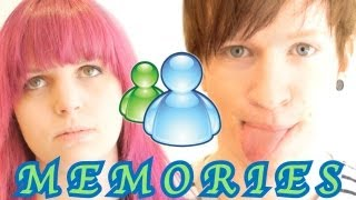 MSN Memories | LukeIsNotSexy & Emma Blackery