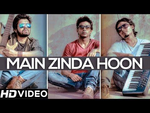 Main Zinda Hoon - Jashnn Band MJ - Official Song || New Hindi Songs 2014 - HD video