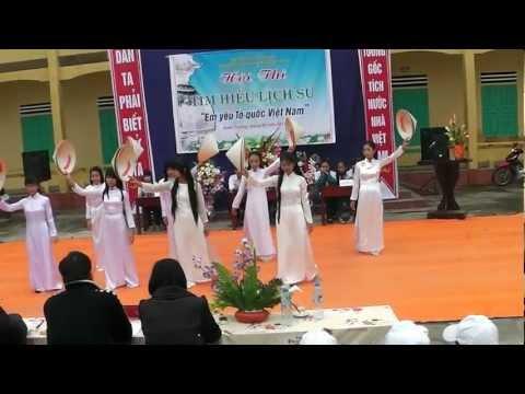 Em yêu tổ quốc Việt Nam - THCS Xuân Phương 3