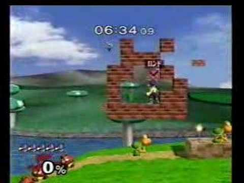 Falco Builds A Nest.