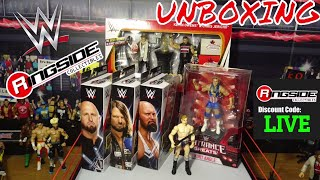 BIGGEST WWE Action Figure Unboxing