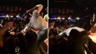 50 Cent Socks Female Fan On Video