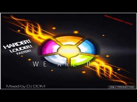 DJ DDM - We Are One 2K12 (Handz Up! MegaMix)
