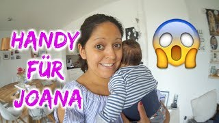 Neues Handy für Joana ? Coole Minions Sammelaktion - Vlog#798 Rosislife