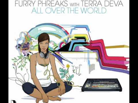 Furry Phreaks feat. Terra Deva - All Over The World (Pastaboys Remix)