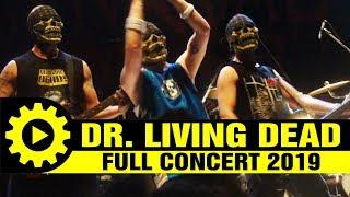 DR LIVING DEAD full concert w/ CANNIBAL CORPSE [15/6/19 Thessaloniki Greece]