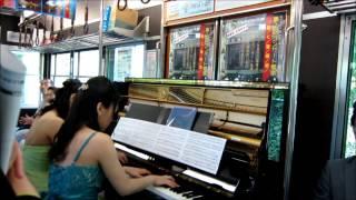 2014.5.11 京阪電車石坂線で運転された動く音楽会 コンサート電車コンチ...