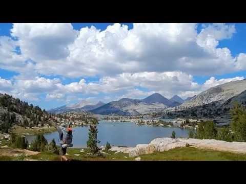 John Muir Trail 2013 - A Journey Through The Range Of Light