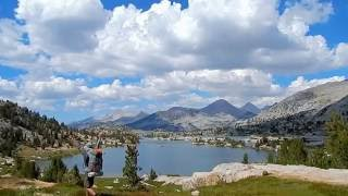 John Muir Trail 2013 - A Journey Through The Range Of Light