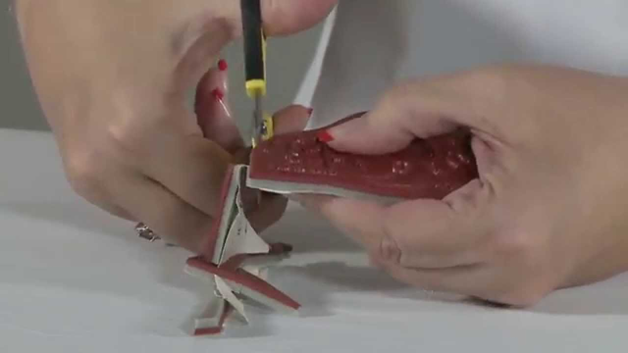 how to properly cut cuticles