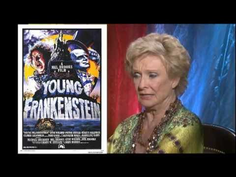 Cloris Leachman Interview: YOUNG FRANKENSTEIN