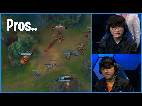 When Pros Are Being Pros In League of Legends Competitive Play LoL Daily Moments Ep 756