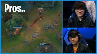 When Pros Are Being Pros In League of Legends Competitive Play...| LoL Daily Moments Ep 756