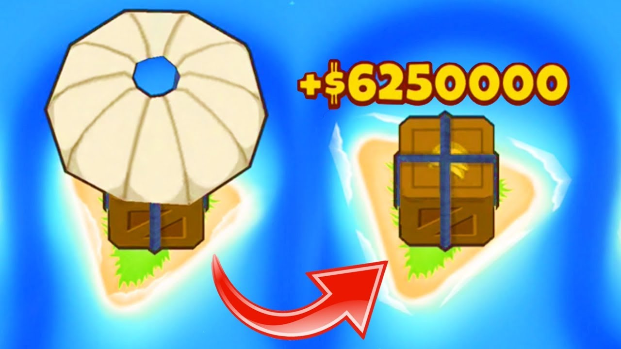 Bloons TD 6 Money Glitch! - How To Get $6,250,000 Cash On ROUND ONE!