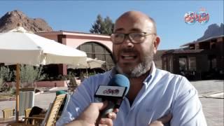أخبار اليوم |عادل اديب  من سانت كاترين : مصر تفتح كنوزها السياحية  للعالم