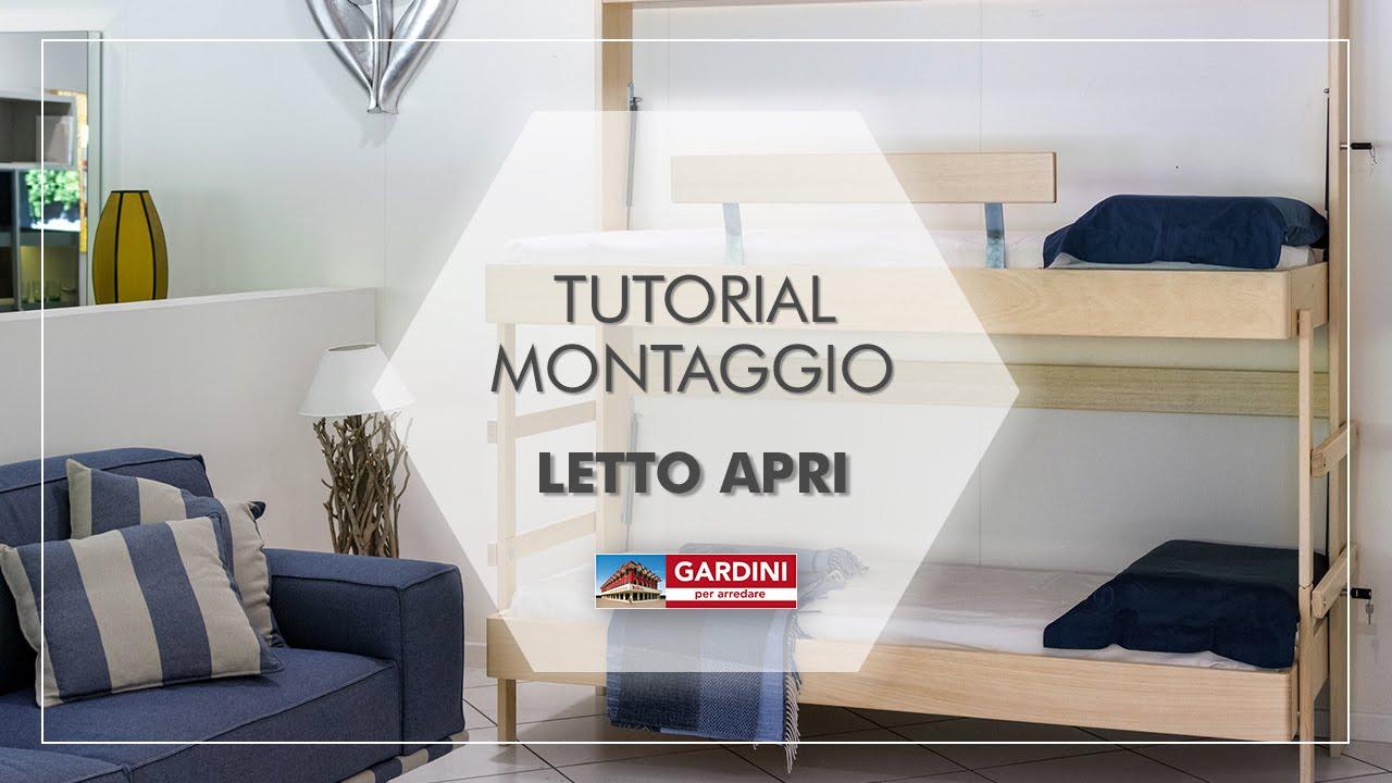 Letti A Castello Ikea 2016 : Tutorial montaggio letto a castello apri youtube