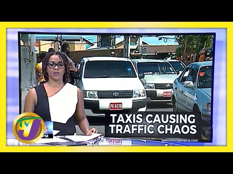 Strong Warning to Spanish Town Taxi Drivers   TVJ News