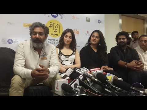 Bahubali 2 Conclusion First Look Launch- Prabhas , Tammanna Bhatia,  Anushka Shetty- 18th Jio Mami