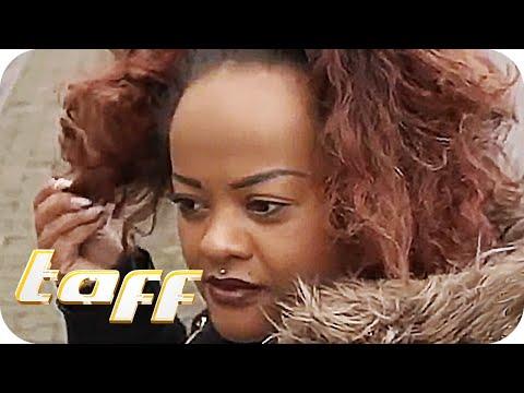 Friseur verpfuscht Afro-Haare beim Färben – SOS: Einsatz der Beauty-Retter! | taff | ProSieben