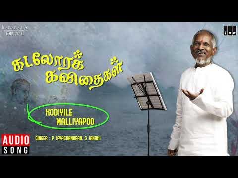 Kadalora Kavithaigal Movie Songs   Kodiyile Malliyapoo   Sathyaraj, Rekha   Ilaiyaraaja Official