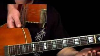 Blues Guitar Lessons - Blues Expose - Texas Shuffle - Rhythm Breakdown