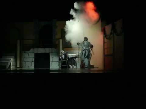 Christmas Carol Scrooge And Marley.A Christmas Carol Scrooge And Marley Scene Rhs Cast Of 2012