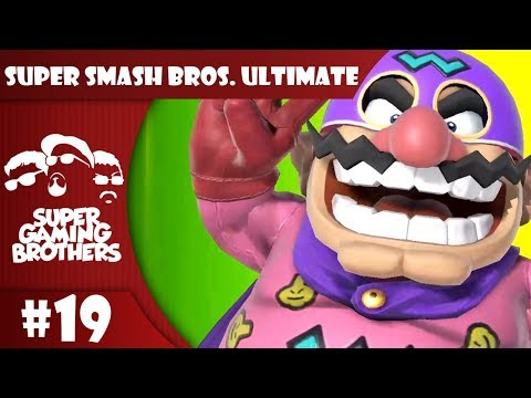 SGB Play: Super Smash Bros. Ultimate - Part 19