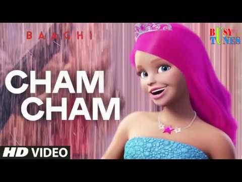 Cham Cham Cham | Barbie Girl Dance | Bollywood Song