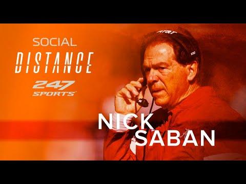 Nick Saban Talks Alabama Recruiting, 2020 Defense, & Greatness (Social Distance Series)