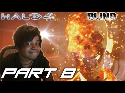 HELL BREAKS LOOSE | Halo 4 Walkthrough / Gameplay [BLIND]  ( Xbox One/ Xbox 360) - Part 8