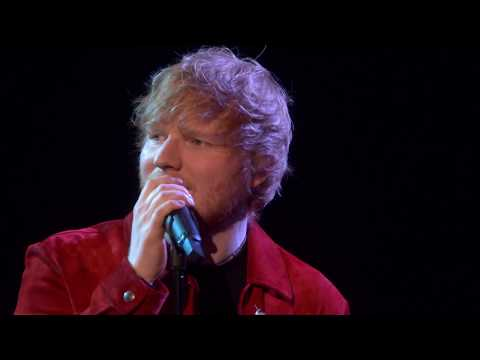 Baixar Ed Sheeran - Supermarket Flowers [Live from the BRITs 2018]