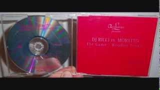 "DJ Ricci Vs. Moratto - Woodoo-tronic (1999 12"")"