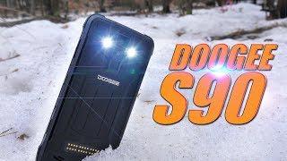 Обзор Doogee S90 с модульной системой! Дуджи С90 - не то, чего мы ждали...