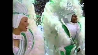 Momentos do Desfile da Mocidade Independente 1996- Porta Bandeira Lucinha e Mestre Sala Rogério!