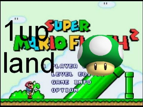super mario land flash