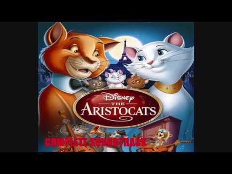 The Aristocats Complete Soundtrack- 31- Thomas O'Malley Cat Instrumental