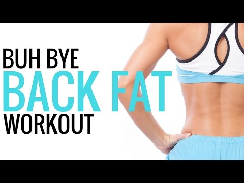 Workouts for Women – Exercises for Back Fat – Christina Carlyle