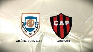 Atl. Rafaela vs Patronato de Parana full match