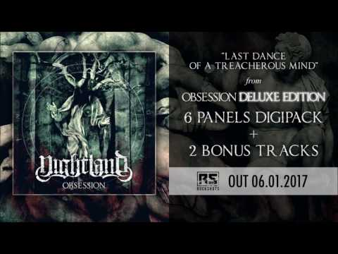 NIGHTLAND - Last Dance Of A Treacherous Mind (OFFICIAL AUDIO)