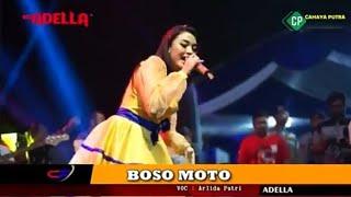 BOHOSO MOTO ARLIDA PUTRI terbaru live bersama OM ADELLA musik community