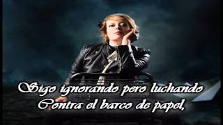 Watch Annette Moreno Barco De Papel video