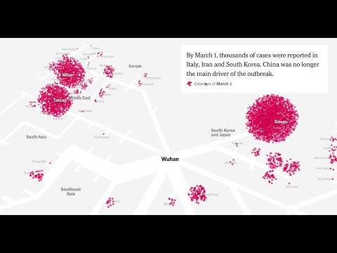 Nerds Against Corona: NEW Data Visualizations Just In!