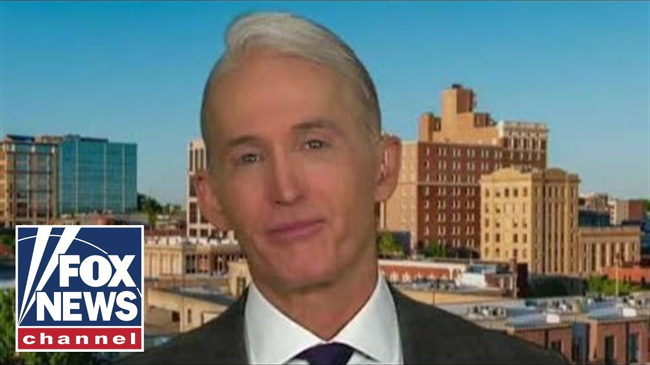 Gowdy blasts Dems for issuing subpoena for full Mueller report