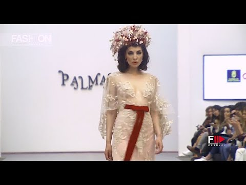 PEDRO PALMAS Madrid Bridal Fashion Week 2018 - Fashion Channel