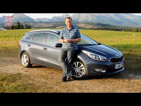 Kia Cee'd Sportswagon review – Auto Express