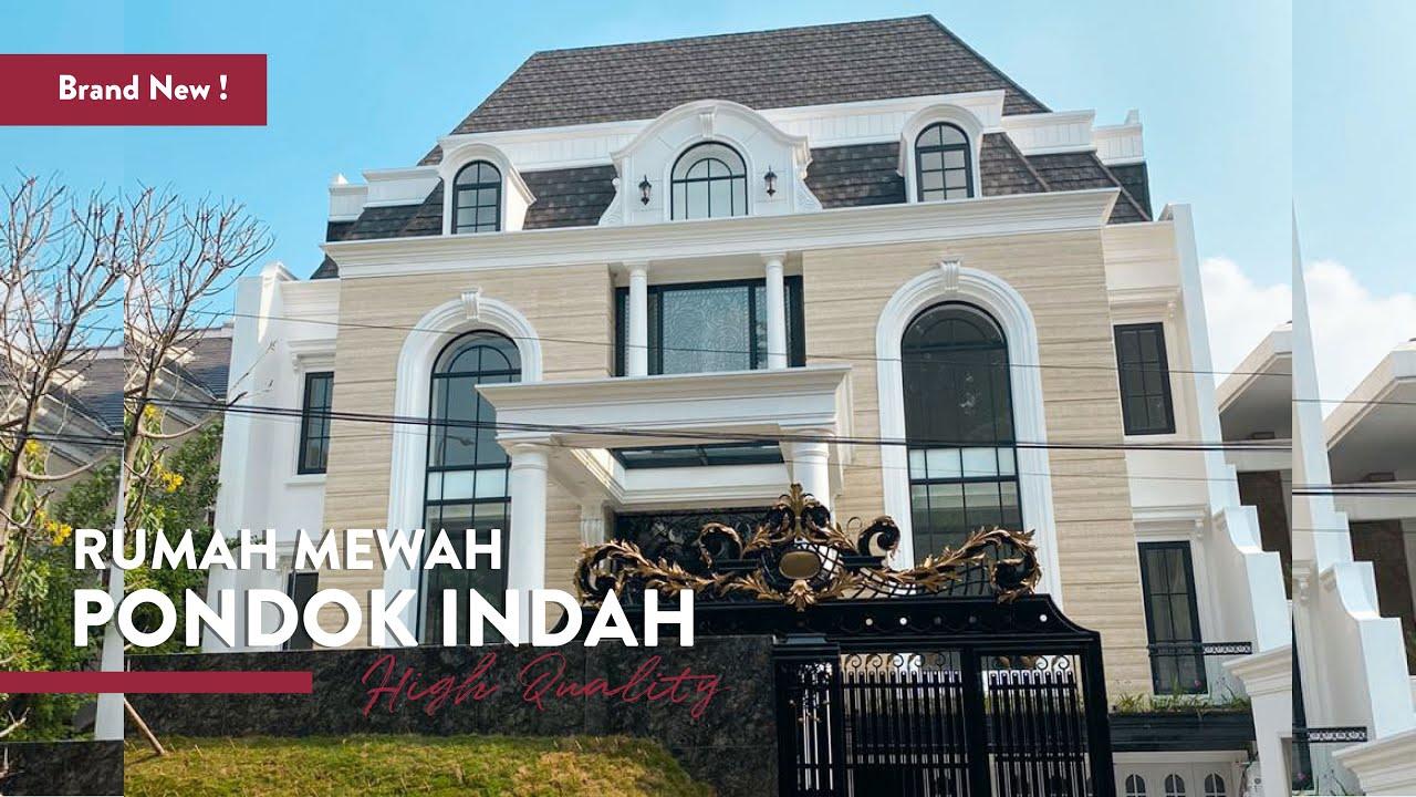 Brand New Rumah Mewah Pondok Indah Dijual Youtube