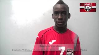 Meet the Members of the 2014 Trinidad and Tobago Men