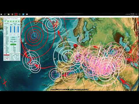 2/11/2018 -- Global Earthquake Forecast -- France hit by largest EQ in years -- BE READY